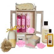 15 Pieces Beauty Gift Set Vanilla Lemon