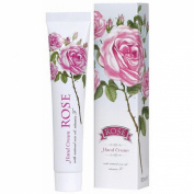 "Hand cream ""ROSE"". Cosmetic series ""Rose"" Naturals Rose oil, rose water, Q10"