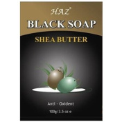 Haz Black Soap with Shea butter