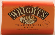 Wright's Traditional Soap with Coal Tar 125g