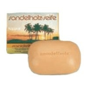 Kappus Soaps Sandal Soap, Sandalwood 120ml