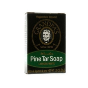 Grandpa's Brands Company Pine Tar Soap Trial, Trial 35ml