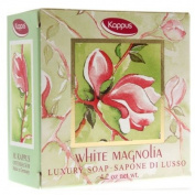 Kappus Soaps White Magnolia Soap, White Magnolia 120ml