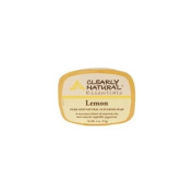 Clearly Natural Glycerine Bar Soap Lemon 120 ml