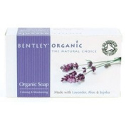 Bentley Organic Calming & Moisturising Soap 150g - CLF-BNT-001