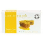 Bentley Organic Smoothing Soap 150g - CLF-BNT-002