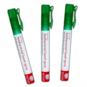 Reynard Antibacterial Hand Spray - 3 x 10ml - TRIPLE PACK