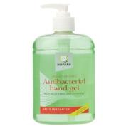 Antibacterial Hand Gel Pump Bottle
