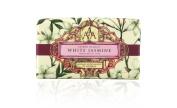 Aromas Artisanales De Antigua Floral White Jasmine Soap 200g