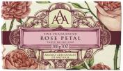 Aromas Artisanales De Antigua Floral Rose Petal Soap 200g