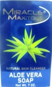 Miracle Maxitone Natural Skin Cleanser Aloe Vera Soap 200g