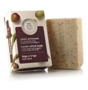 Hand crafted soap Fig & Wheat