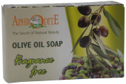 Aphrodite 100g 100 Percent Natural Olive Oil Soap
