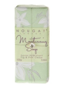 Nougat London Limited Moisturising Soap with Flower Fig and Pink Cedar 100g