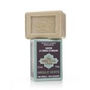 Marius Fabre Green Clay Argan Oil and Shea Butter Soap 150g