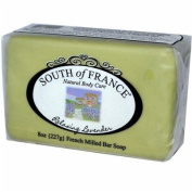 South Of France FrenchLavender Milled Vegetable Soap 228 g