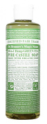 Dr Bronner Organic Green Tea Castile Liquid Soap 237ml