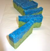Rosie & Mary's Sea Dance Seaweed Soap with Seagreen's seaweed (Ascophyllum Nodosum) & Ostrich Oil & Aloe Vera