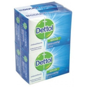 Dettol Soap Bar Cool 4X80 g .