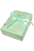 Heathcote & Ivory Luxury Embossed Soap - Boxed - Apple & Lotus Blossom