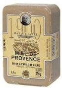 Marius Fabre Savon de Marseille 1900 Shea Butter Bath Soap 250g - Honey