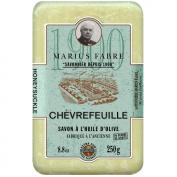 Marius Fabre Savon de Marseille 1900 Shea Butter Bath Soap 250g - Honeysuckle