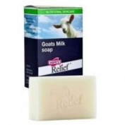 Hopes Relief. Goats Milk Soap 125g - CLF-HR-3