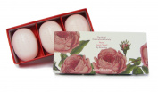 Royal Horticultural Society Rose Hand Soap 3 x 100g