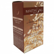 Maithong Jasmine Rice Soap Natural Herbal 100g (3.53 Oz) X 3 Boxes