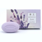 Bronnley Lavender Triple Milled Fine English Soap 100g