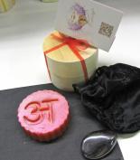 Chakra Soap & Crystal Gift Set