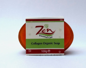 Zen Personal Care Collagen Organic Soap Handmade 100gms x 2 bars