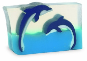 Primal Elements Duelling Dolphins Pillow Pack Aromatic Soap 190g - Pack of 2