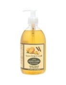 Marius Fabre Savon de Marseille Herbier Liquid Soap 500ml - Cinnamon and Orange Zest