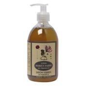 Marius Fabre Savon de Marseille Herbier Liquid Soap 500ml - Honey