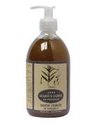 Marius Fabre Savon de Marseille Herbier Liquid Soap 500ml - Verbena