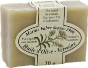Marius Fabre Savon de Marseille Verbena Shea Butter Guest Soaps 20g