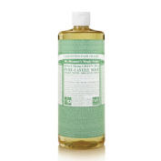 Dr Bronner Organic Green Tea Castile Liquid Soap 946ml