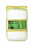Retail Imports Bamboo Soap Bar Scrubber Size