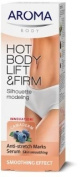 Hot Body Lift & Firm Silhouette Modelling - Anti-Stretch Marks Serum Skin Smoothing with Camaderm, Avocado Oil, Shea Butter, Almond Oil and Caffeine 200ml