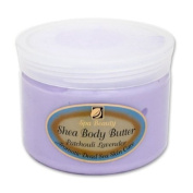 Spa Beauty - Shea Body Butter - Patchouli Lavender - Body Care