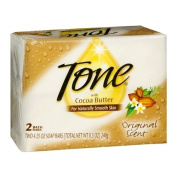 Tone Original Scent Bar With Cocoa Butter And Botanicals 2-Count 120 g