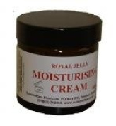Royal jelly moisturising cream 60mls