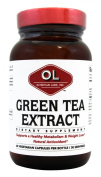 Olympian Labs Inc., Green Tea Extract, 60 Capsules