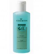 Courtin Icegel - 200ml --- Improves Circulation, Refreshes Tired Feet & Legs & with Menthol & Tea Tree Oil