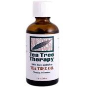 Tea Tree Therapy 100% Pure Australian Tea Tree Oil, 60ml Bottle
