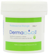 Dermacool 2% Menthol in Aqueous Cream 500g