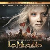 POP CD, Les Miserables - The Musical Phenomenon-The Motion Picture (2CD Deluxe Edition)[002kr]