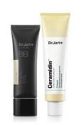 KOREAN COSMETICS, Dr.jart +, Moist makeup SET (BLACK BB cream 50ml + CERAMIDIN CREAM 75ml) (26 hours moisturising + lustre and nourishing makeup, UV protection, anti-ageing [001KR]