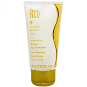 Giorgio Red Unboxed Body Moisturiser 75ml